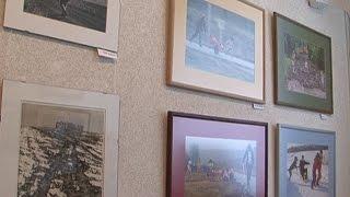 Выставка в честь Виталия Собровина