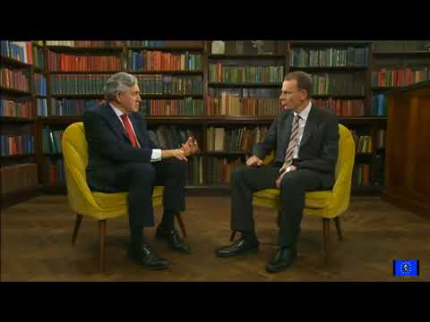 Gordon Brown on Brexit, the economy and Corbyn's Labour