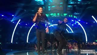 "Luke Bryan + Jason Derulo   ""Strip It Down""   CMT Awards 2017"