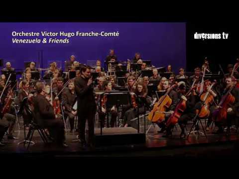 Latin Doublebass Concerto by E. Oscher (France Premiere)