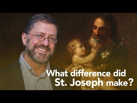 Mike Aquilina St. Joseph and the Virtue that Made the Difference