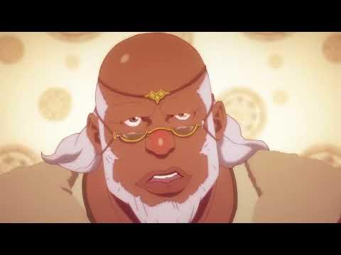 Аниме  2 часть Ярость Бахамута  Невинная душа   Shingeki No Bahamut  Virgin So
