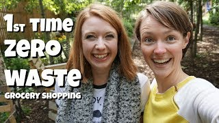 FIRST EVER ZERO WASTE GROCERY SHOP IN LONDON | Kate Arnell