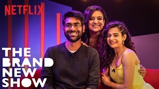 The Brand New Show with Kaneez Surka feat. Dhruv Sehgal & Mithila Palkar | Netflix India