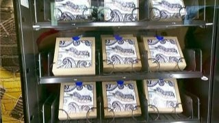 College campus vending machine sells morning after pills