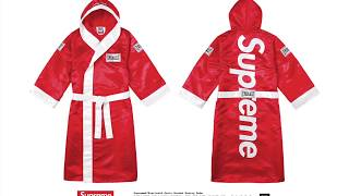 Supreme FW17 Preview - Top 5 Most Hyped Items