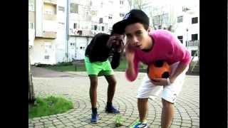 Fernando Wallaf Feat. Emanuel - Football Freestyle 2012 HD