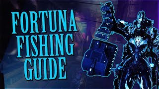 Warframe - Fortuna Fishing Guide