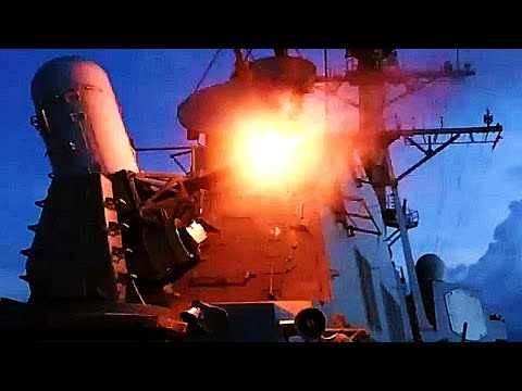 US Navy PHALANX CIWS gun in ACTION FIRING! (Best collection of LIVE FIRE PHALANX footage ever!)