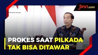 Jokowi Tak Mau Kecolongan, Prokes Saat Pilkada 2020 Wajib Diterapkan - JPNN.com