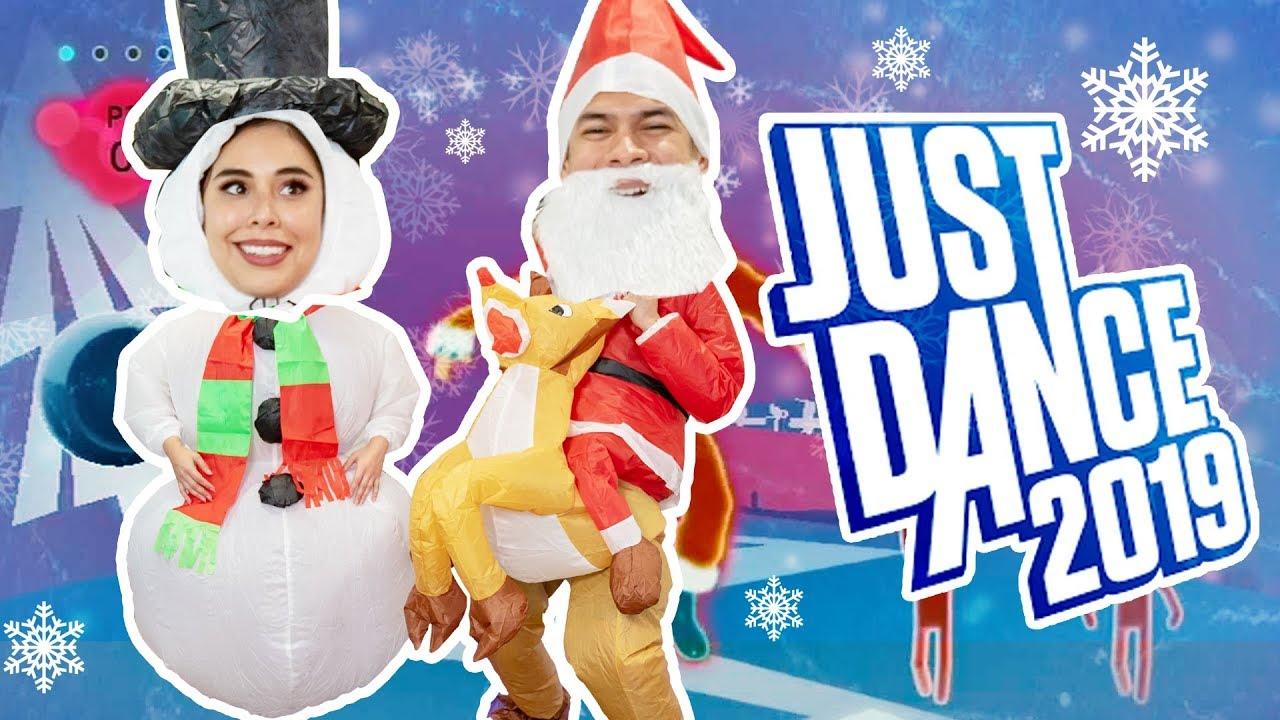crazy-christmas-husband-vs-wife-just-dance-2019
