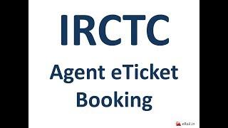 Agent IRCTC Ticket Booking Demo