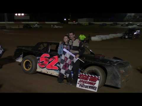 Trail-Way Speedway Big Tire Street Stocks Victory Lane 7-14-17