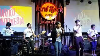 Gambar cover Yovie and Nuno - Merindu Lagi (Live at Hardrock Cafe Jakarta) 6 April 2019