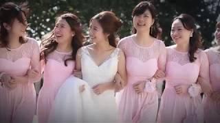 「給您一封十年後的信」Emma & Naikon Wedding MV