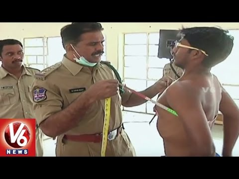 TS Constable Recruitment Stayed Due To High Court Orders | Hyderabad | V6 News