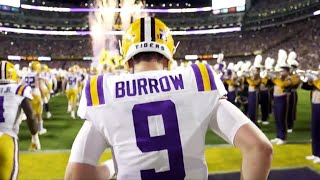 Joe Burrow 2019 Heisman Season Highlights | LSU Football