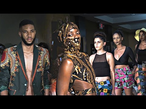 THE BEST OF AFRICA FASHION WEEK HOUSTON 2017 HIGHLIGHT