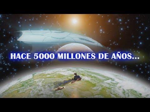 Viaje espacial por el Universo.Ep.27-Origen del Sistema Solar