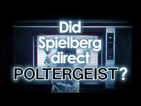 Did Spielberg Direct Poltergeist?
