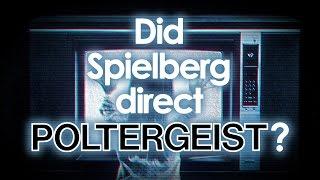 Did Spielberg Direct Poltergeist?