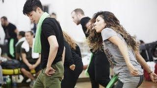 XIA 준수 인크레더블 안무 연습 (XIA JUNSU Incredible Dance Practice)