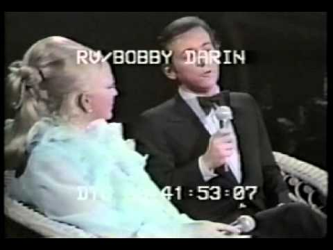 Peggy Lee and Bobby Darin duet, 1973
