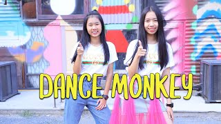 TONES AND I DANCE MONKEY Dance Cover By พี่วาวาพี่วาว (ver.cheryll cover)
