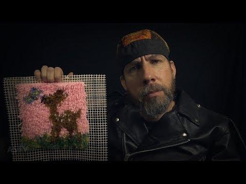 ASTV: How to Crochet Like a Man with Iggy Manley (ASMR)