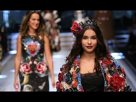 Dolce & Gabbana | Full Show | Milan Fashion Week | Fall/Winter 2017/2018
