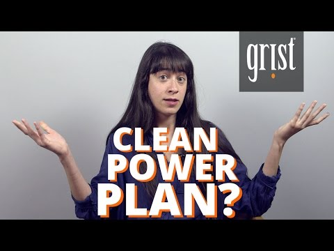 The Clean Power Plan, explained with a Swiffer