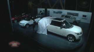 2014 Delhi Auto Show - Jaguar Land Rover