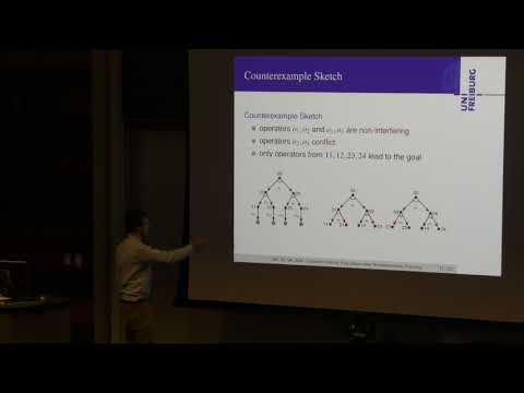 ICAPS 2017: Stubborn Sets for Fully Observable Nondeterministic Planning