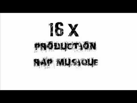 """16xprod """"la vie une embrouille"""" rap suisse"""