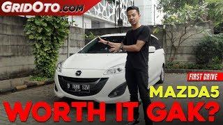 Mazda5 | Test Drive | GridOto