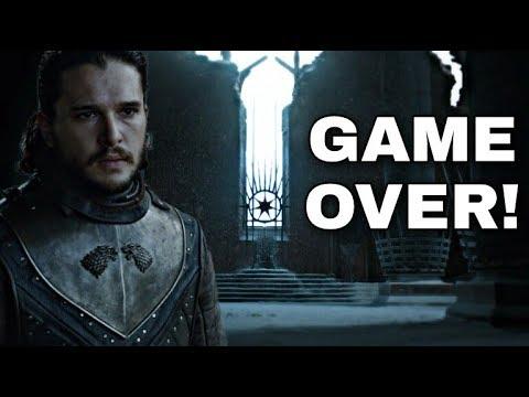 Jon Snow's Important Role In Season 8 (Part 3) - Game of Thrones Season 8 (Feat. GrayArea)