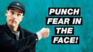How to Punch FEAR in the Face and Start on YouTube