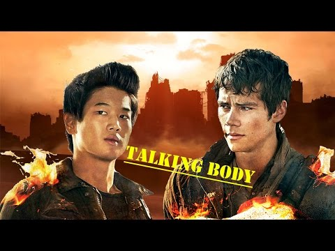 ◇ Talking Body ➤ Minho + Thomas ◆