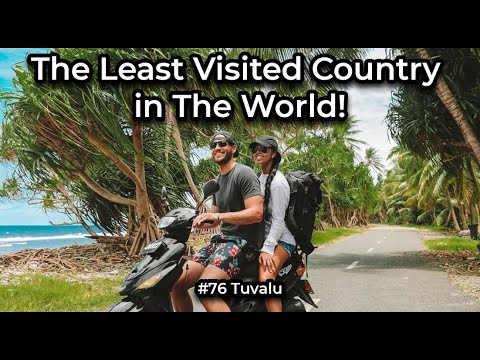 Traveling to the Least Visited Country in the World // #76 TUVALU