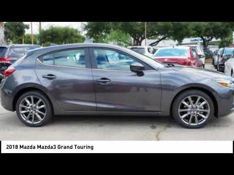 2018 Mazda Mazda3 Thousand Oaks CA M8242