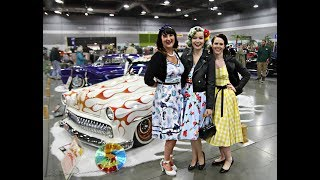 2018 Portland Roadster Show 62nd Annual: Classic Cars, Hot Rods, Rat Rods, Trailer Queens, and More!