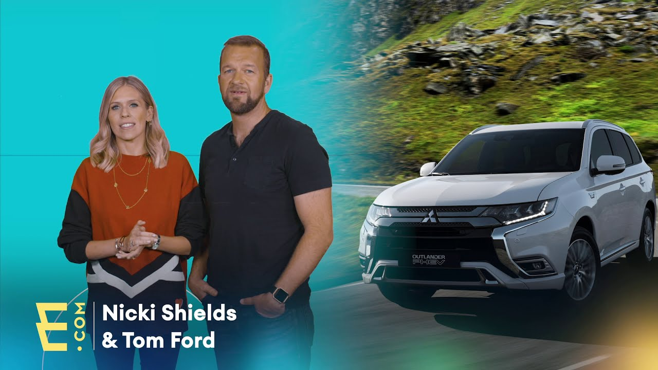 Mitsubishi Outlander PHEV 2020: In-depth studio review with Nicki Shields & Tom Ford / Electrifying