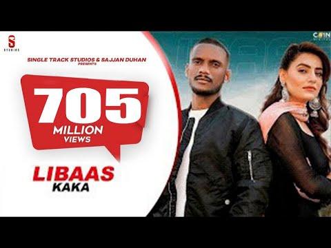 Kaka New Song - Kale Je Libaas Di(Official Video) Ginni Kapoor  New Punjabi Songs 2021  Punjabi song