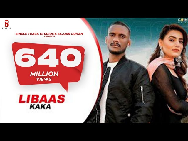 New Punjabi Songs 2021| Kale Je Libaas Di | KAKA | Official Video | Ginni Kapoor | Latest Punjabi