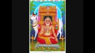 Poojaya Raghavendraya Satya Dharma Ratayacha...
