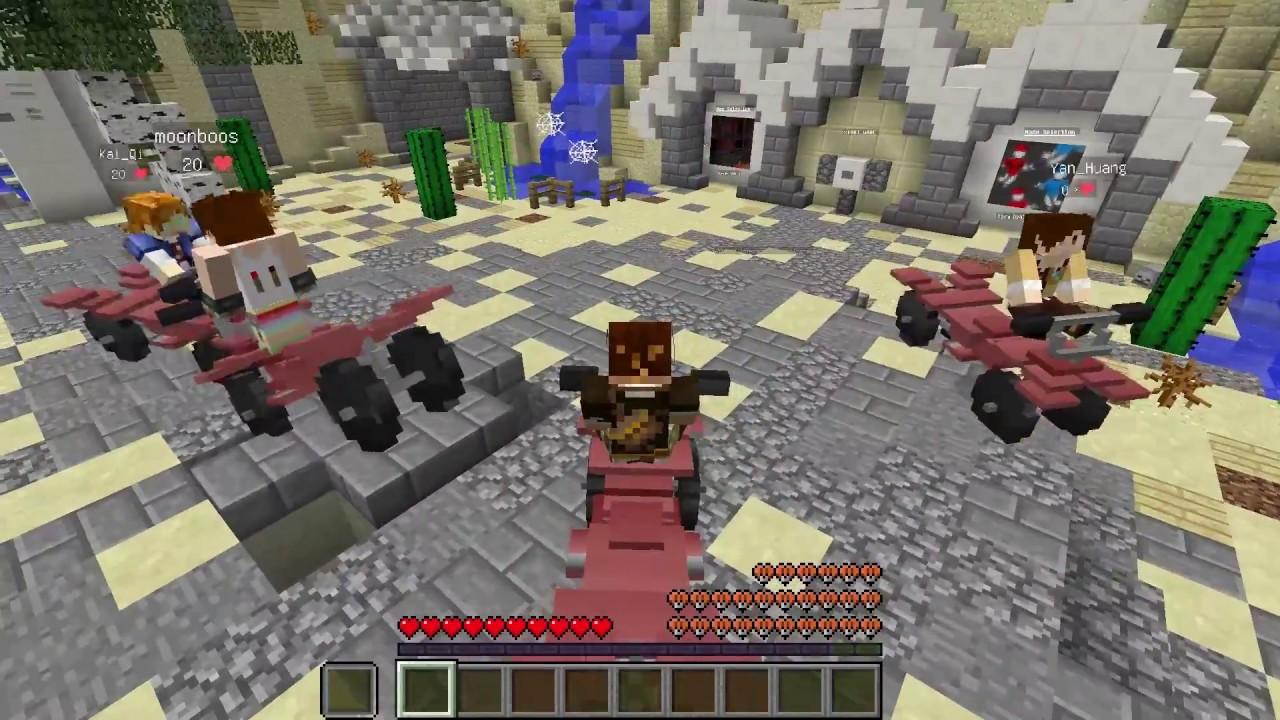 ★當個創世神★Minecraft《籽岷的1.10多人PVP小遊戲 戰地1 FRENZY FIRE》 - YouTube