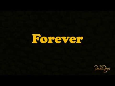 The Beach Boys - Forever (lyrics)