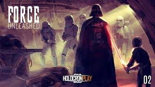 The Force Unleashed - Pierwsza misja wchodzi gładko, pff [HOLOCRON PLAY]