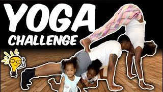 EXTREME YOGA CHALLENGE | Try Not To Laugh