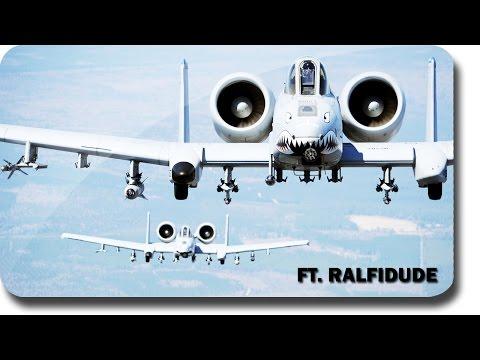A-10 Thunderbolt II ► Air Defense Scramble (Ft. Ralfidude)